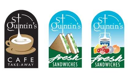 Saint Qs food brand