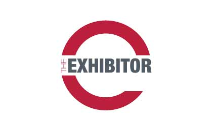 The Exhibitor logo